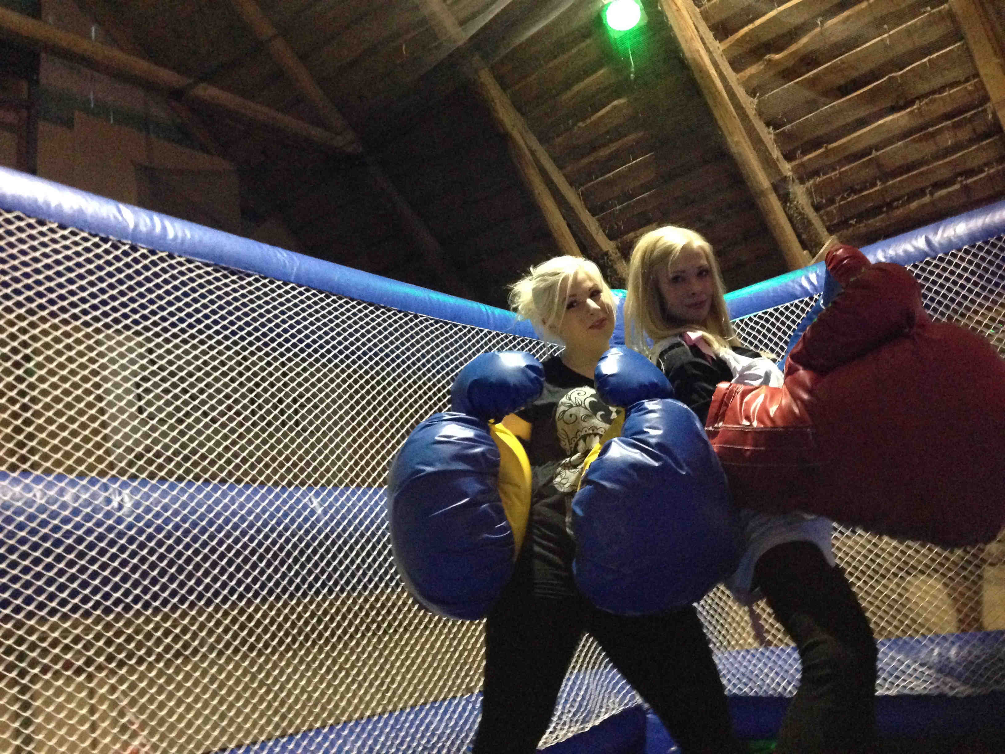 Bouncy Boxing CampExtreme i Jönköping (1)